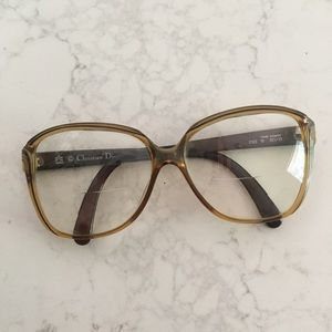 f0dcc48eb36c Dior Accessories - 1980 s Christian Dior eyeglasses